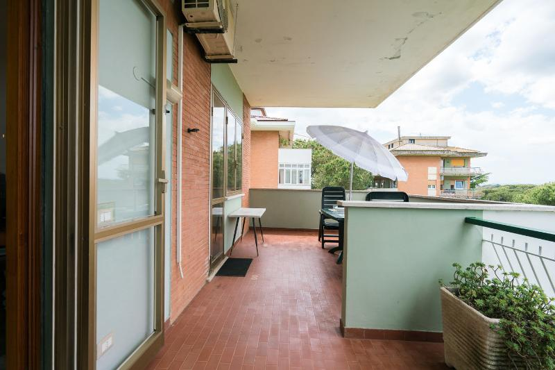 Terrace - WiFi&Fantastic countrysideview @30min from Vatican - Rome - rentals