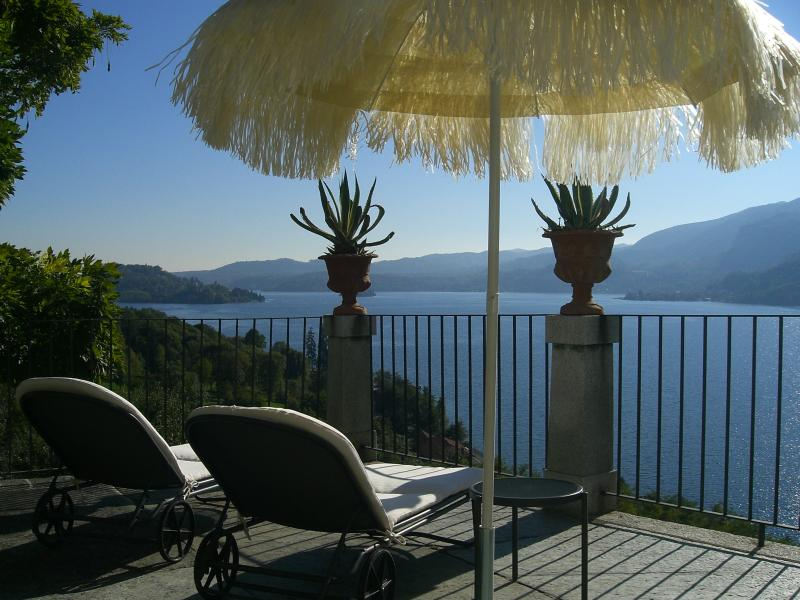 Villa L'Antica Colonia on Lake Orta: suite with terrace for 2 people - Image 1 - Pettenasco - rentals