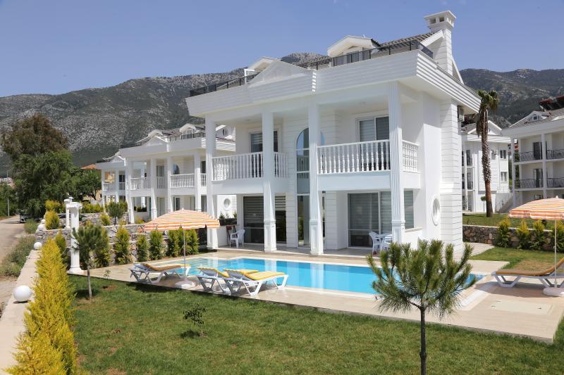 Hisar Park 4 Bedroom Villa (A) - Image 1 - Hisaronu - rentals