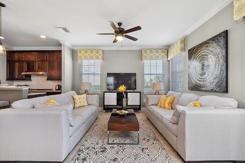 Fairway Elegance - 6 Bed Pool Home - Image 1 - Reunion - rentals