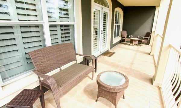 Private Deck - Five Tales - Santa Rosa Beach - rentals