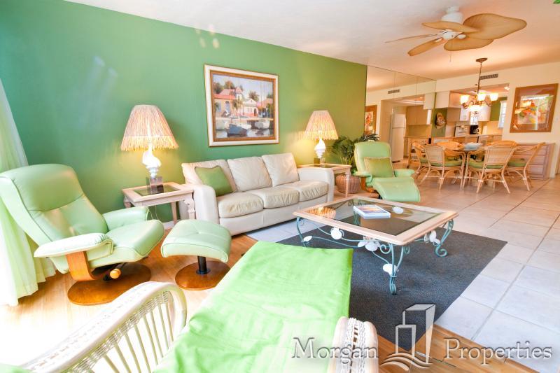 Morgan Properties-Palm Bay Club 151-2Bed/2Bath - Image 1 - Siesta Key - rentals