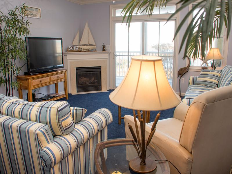 Sunset Island 6 HCW 3D - Luxury Waterfront Condo! - Image 1 - Ocean City - rentals