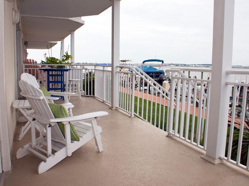 Bahia Vista I 103 - Image 1 - Ocean City - rentals