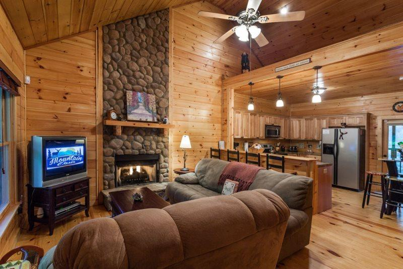 Wildwood-Cabin in the Woods - Image 1 - Ellijay - rentals