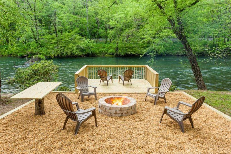 Toccoa River Getaway-15 Minutes from Blue Ridge - Image 1 - Blue Ridge - rentals
