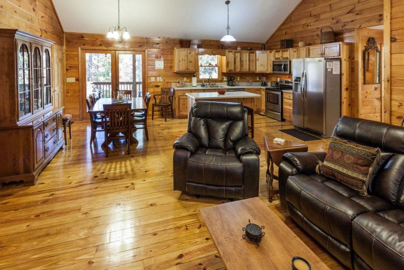 Dancing Bear - Great Cabin - Image 1 - Ellijay - rentals