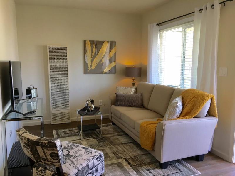 Furnished 1-Bedroom Apartment at Howard Ave & Highland Ave Burlingame - Image 1 - San Mateo - rentals