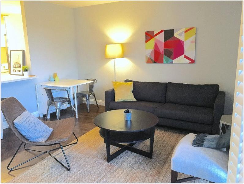 Furnished 2-Bedroom Condo at W Point Loma Blvd & Rue Dorleans San Diego - Image 1 - Mission Beach - rentals