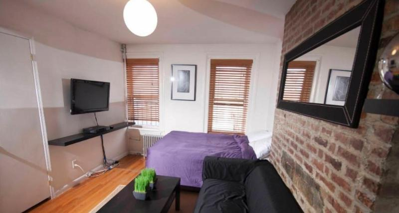 Comfortable Studio Apartment in SoHo - Fully Furnished - Image 1 - New York City - rentals