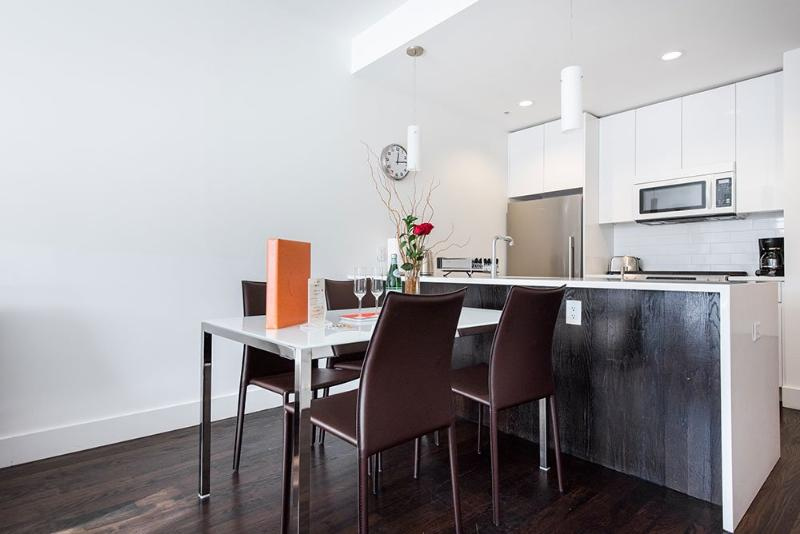 Bright and Lovely 1 Bedroom, 1 Bathroom  Apartment in Jersey City - Image 1 - Jersey City - rentals