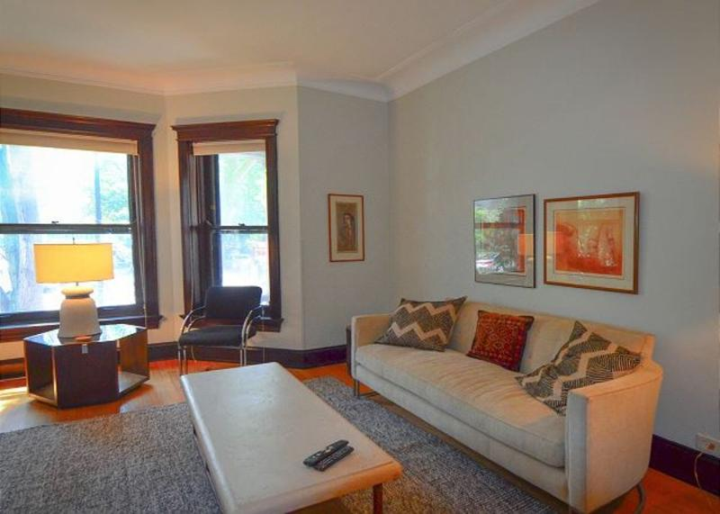 Furnished 3-Bedroom Apartment at W Wrightwood Ave & N Orchard St Chicago - Image 1 - Chicago - rentals