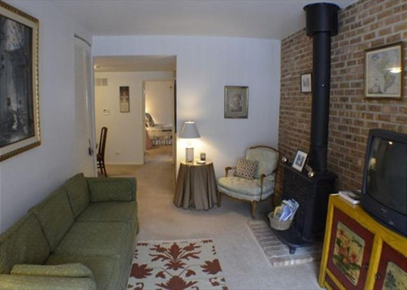 Furnished 1-Bedroom Apartment at N Sedgwick St & W Concord Pl Chicago - Image 1 - Chicago - rentals