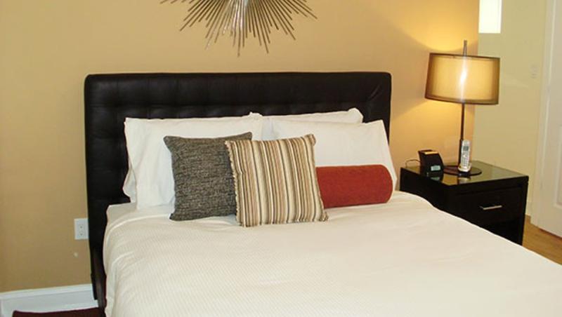 Furnished 1-Bedroom Apartment at Newbury St & Exeter St Boston - Image 1 - Boston - rentals