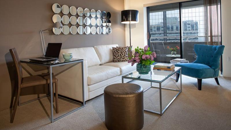 Furnished 1-Bedroom Apartment at State St & Devonshire St Boston - Image 1 - Boston - rentals