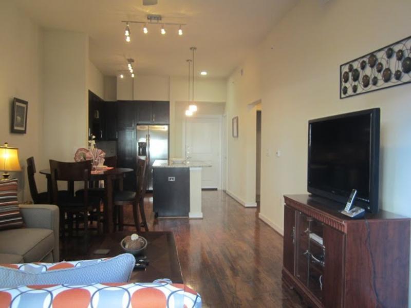 Furnished 1-Bedroom Apartment at Yorktown & Inwood Dr Houston - Image 1 - Houston - rentals