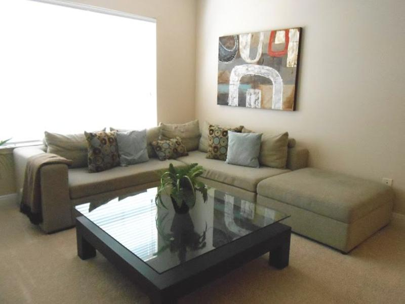 Furnished 1-Bedroom Apartment at Sage Rd & Ilfrey Ln Houston - Image 1 - Houston - rentals