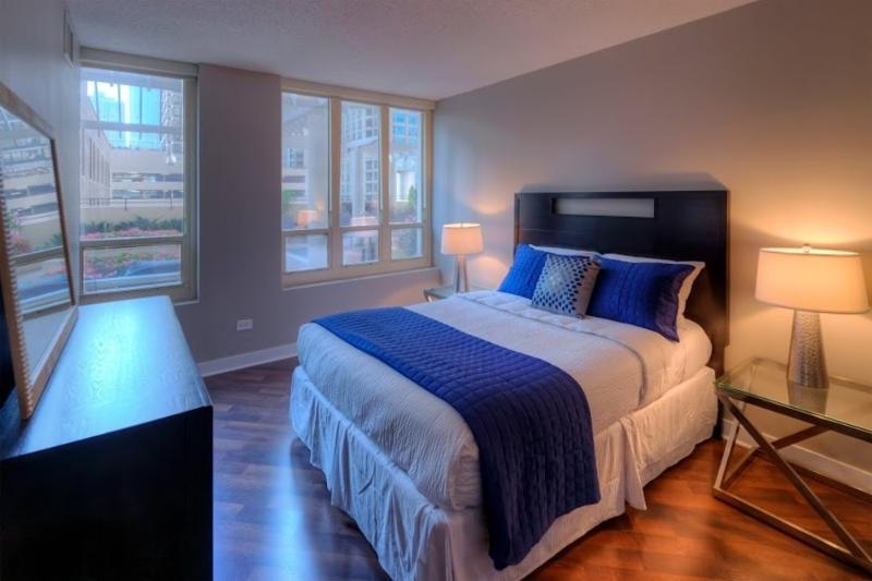 Furnished 1-Bedroom Apartment at E Chicago Ave & N Wabash Ave Chicago - Image 1 - Chicago - rentals