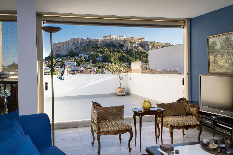 Parthenon view - Feel the heart of Parthenon - Athens - rentals