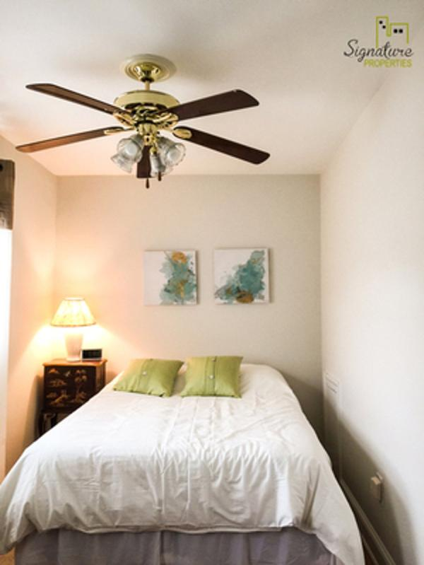 Furnished 2-Bedroom Apartment at 34th St NW & Dent Pl NW Washington - Image 1 - Rosslyn - rentals