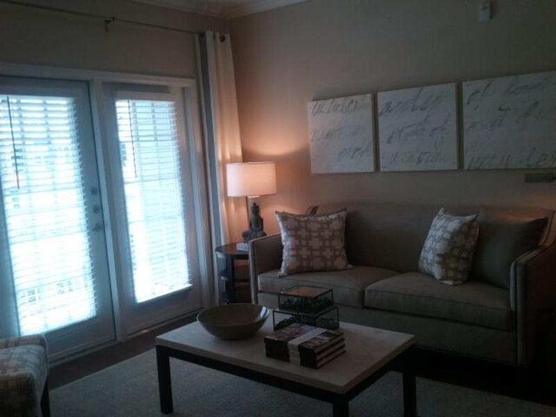 Furnished 2-Bedroom Apartment at College Park Dr & Alden Woods The Woodlands - Image 1 - Spring - rentals