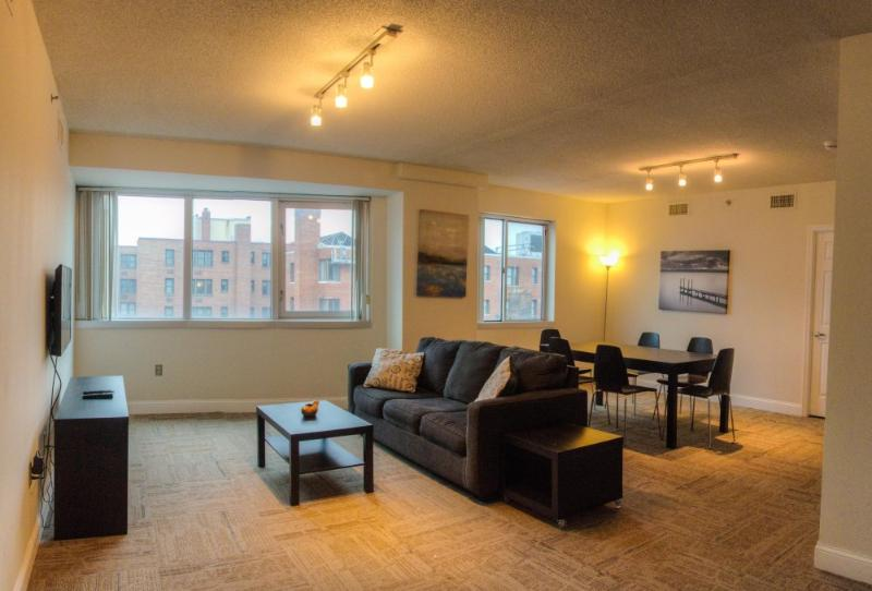 Furnished 2-Bedroom Apartment at L St NW & 26th St NW Washington - Image 1 - Rosslyn - rentals