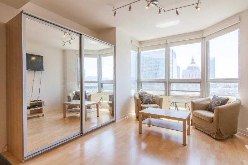 Furnished Studio Apartment at Van Ness Ave & Turk St San Francisco - Image 1 - San Francisco Bay Area - rentals