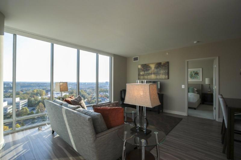Furnished 2-Bedroom Apartment at Westpark Dr & Park Run Dr Tysons - Image 1 - Tysons Corner - rentals