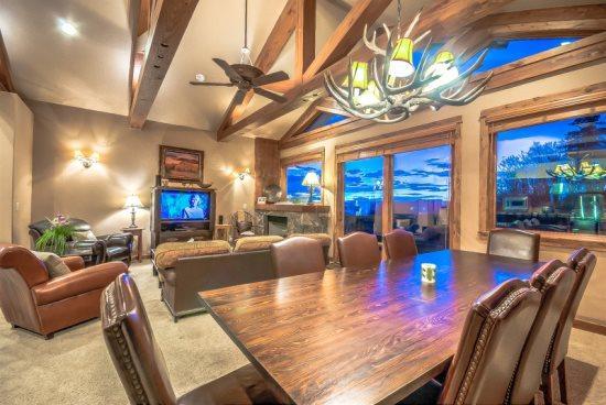 Eagles Nest Chalet - Image 1 - Steamboat Springs - rentals