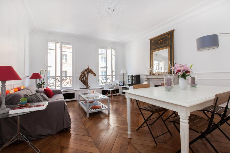 One Fine Stay - Rue des Entrepreneurs apartment - Image 1 - Paris - rentals