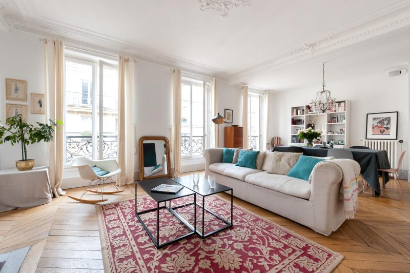 onefinestay - Rue des Moines II private home - Image 1 - Paris - rentals