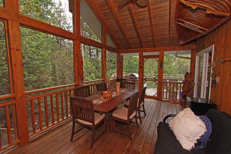 Salerno Lake cottage (#1042) - Image 1 - Haliburton - rentals