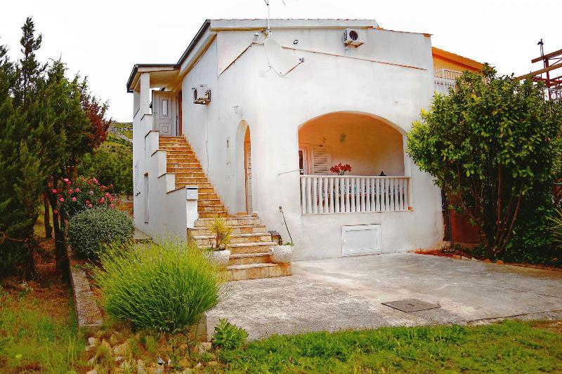 house - 5457  SA1(2+2) južni - Grebastica - Grebastica - rentals