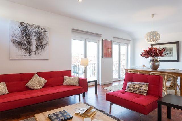 Park View - Apartment for Rent in Cascais - Image 1 - Cascais - rentals