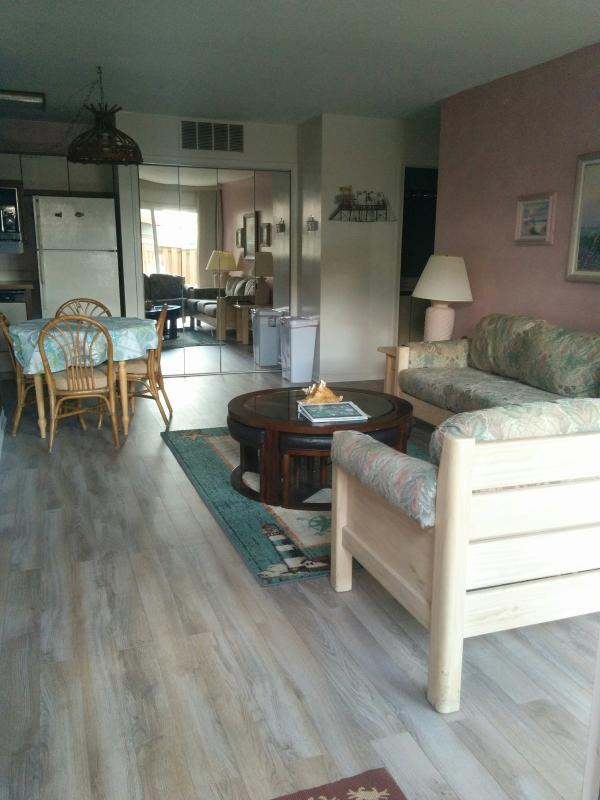View from the entry - Welcome to it's a Shore Thing! - Ocean City - rentals
