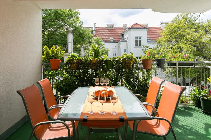 Terrace - First-class-apartments Schoenbrunn Vienna - Vienna - rentals