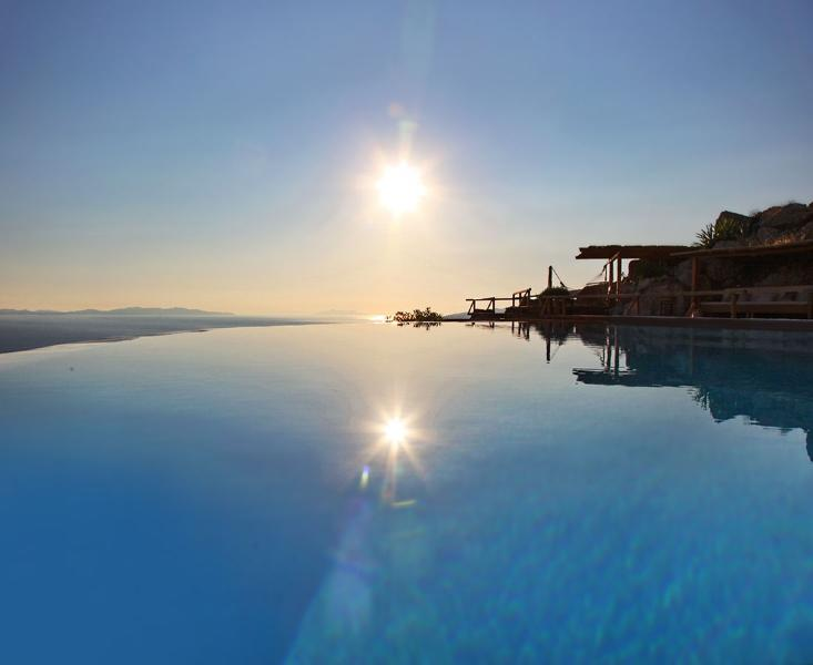 Blue Villas | Bellona | Amazing Views - Image 1 - Mykonos Town - rentals