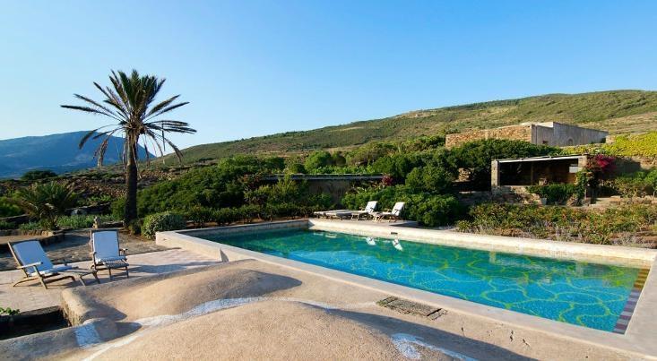 Villa Dammuso - Image 1 - Scauri - rentals