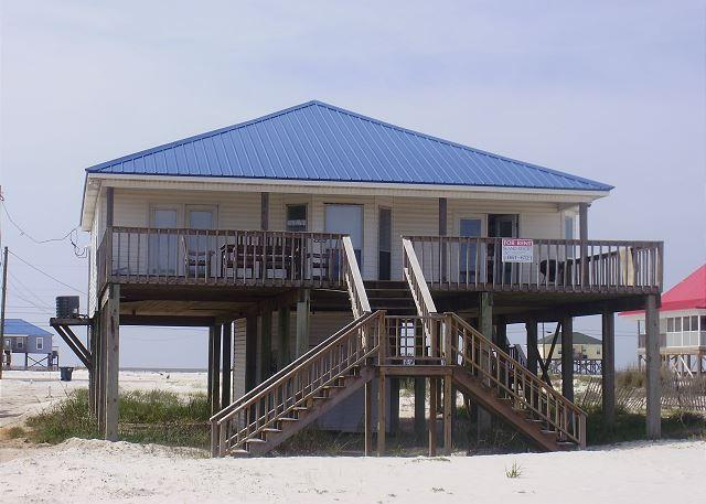 """Sunset Beach"" on Mobile Bay 