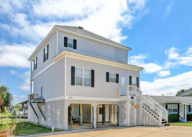 """""""At Last"""" on Quivera Bay 