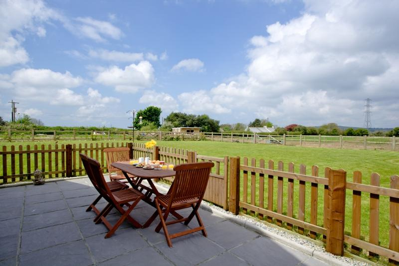 Glynndawny located in Enniscaven, St Dennis, Cornwall - Image 1 - Saint Austell - rentals