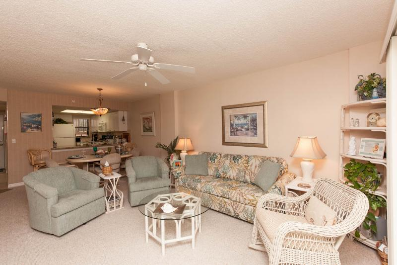 Welcome to Beso del Sol Beach Condo - Beso del Sol  is rated 5 Stars by our Guests - Saint Augustine Beach - rentals