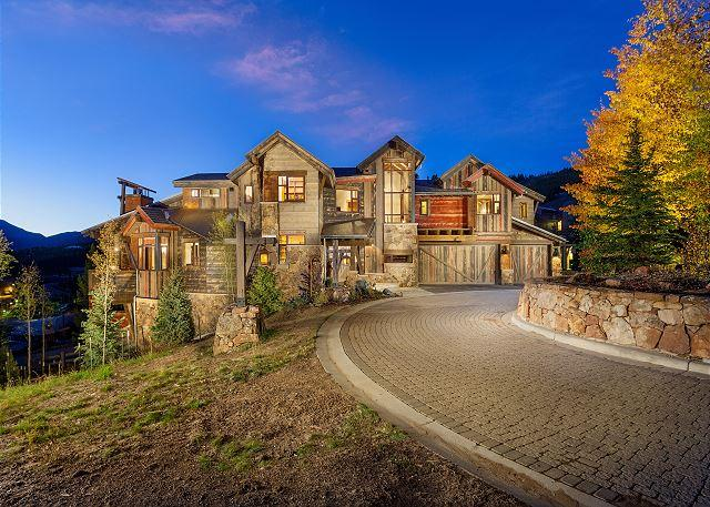 Mine Shaft - Step Into The Bygone Era of Mining in this Luxurious Custom Ski Home - Breckenridge - rentals