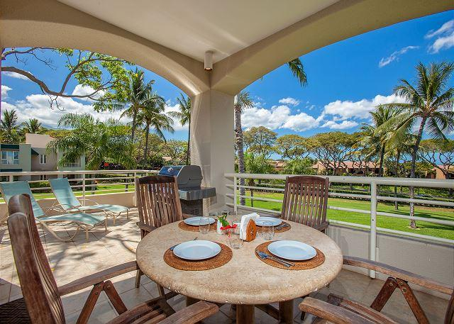 Palms at Wailea 1902 Garden View 2Bd 2Ba Sleeps 6 - Image 1 - Wailea - rentals