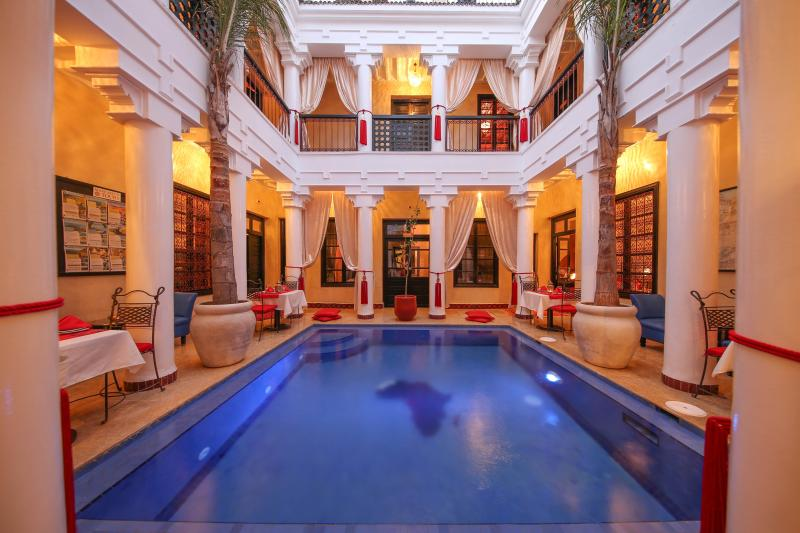 Riad Africa Atrium - Riad Africa, Luxury Riad in heart of Marrakech - Marrakech - rentals