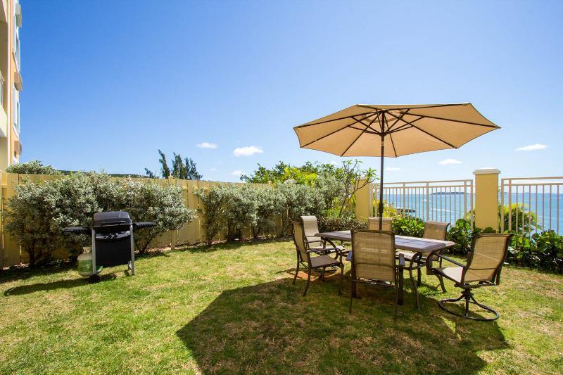Beautiful Private Garden with BBQ overlooking the bay and islands - Perfect Rental in Fajardo - Fajardo - rentals