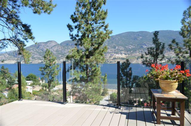 Deck Lollygag--a relaxing retreat. - Lakeview Suite (Kaleden) - Kaleden - rentals