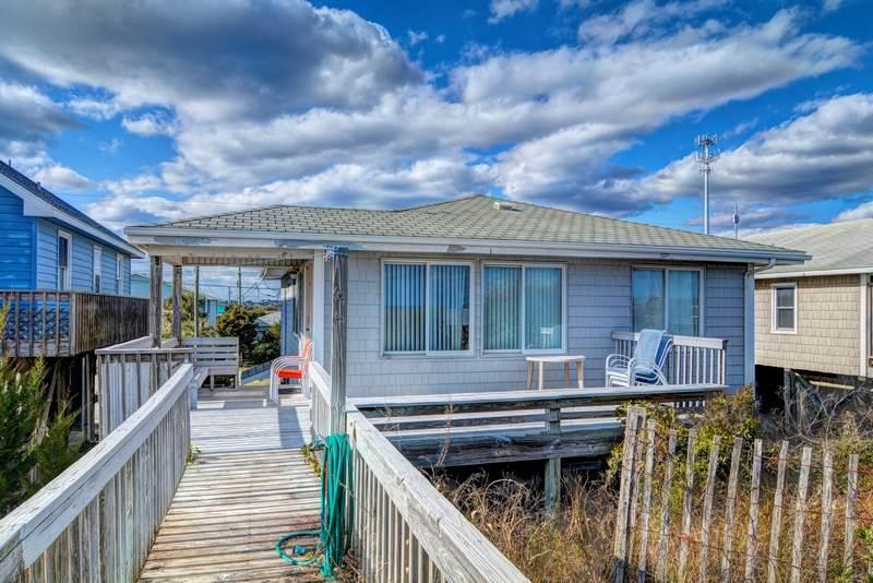 TWO SUNS - Image 1 - Topsail Beach - rentals