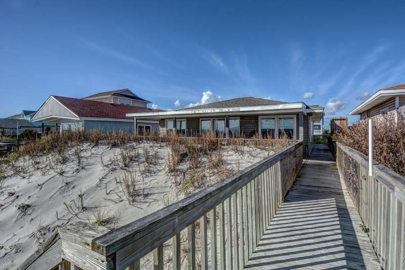 YOU-N-SEA - Image 1 - Topsail Beach - rentals