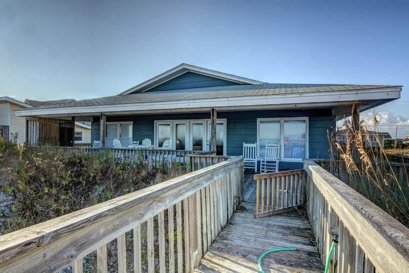 BLUE SHAMU - Image 1 - Topsail Beach - rentals